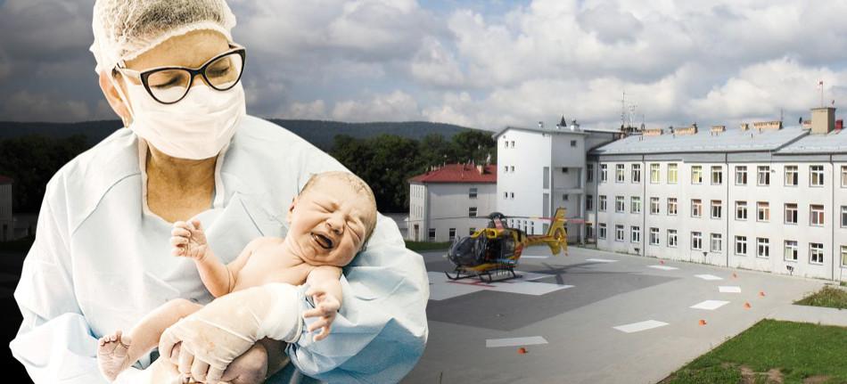 Trzy oddziały leskiego szpitala zagrożone. Jeszcze kilka miesięcy wytrzymają, ale co dalej?