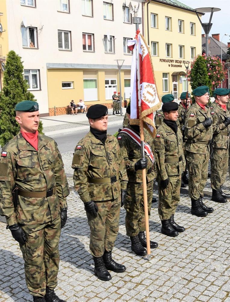 Obchody Święta Wojska Polskiego w Brzozowie (ZDJĘCIA)