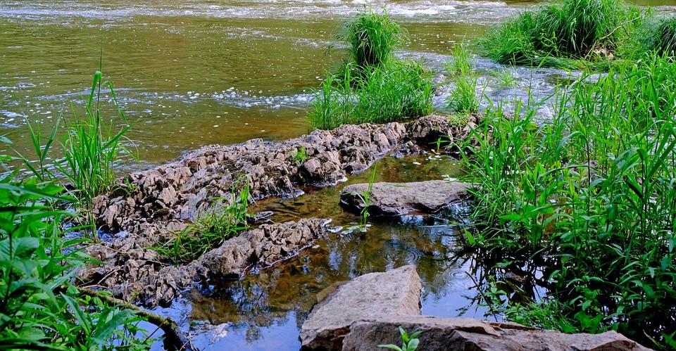Makabryczne odkrycie. W rzece znaleziono dwie ludzkie nogi