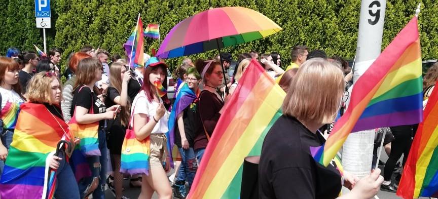 Marsz Równości przeszedł ulicami Rzeszowa (FOTORELACJA)