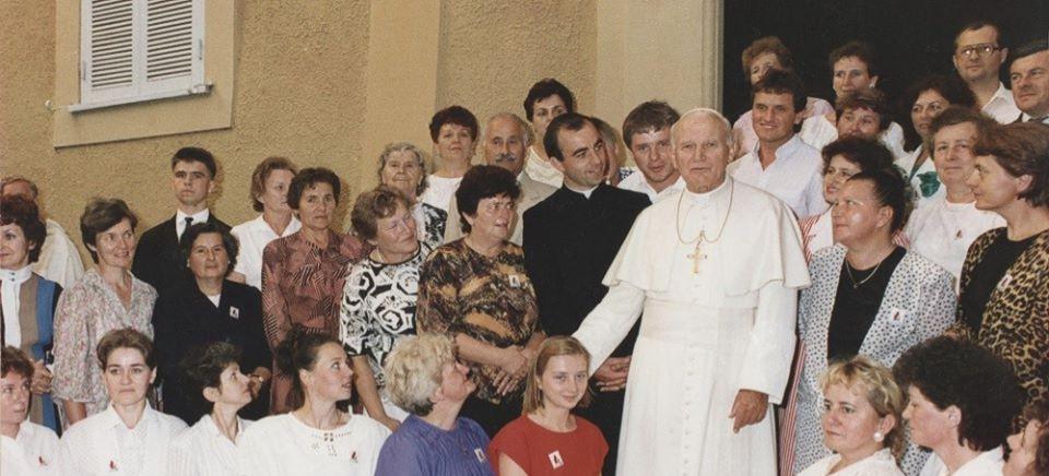 Wzruszające spotkania sanoczan z Janem Pawłem II. Wyjątkowa wystawa