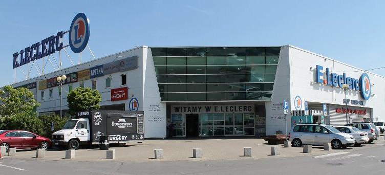 20. urodziny E.Leclerc – najstarszego w Rzeszowie hipermarketu!