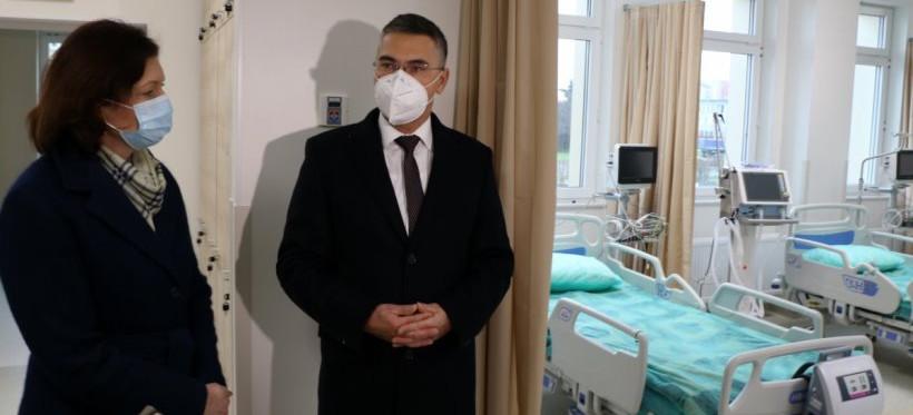 RZESZÓW. Szpital tymczasowy wkrótce przyjmie pacjentów (WIDEO, FOTO)