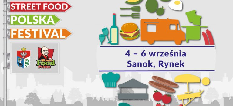 Food trucki wracają do Sanoka!