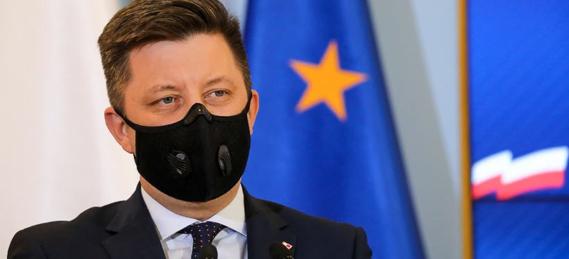 """Minister Dworczyk o szczepieniach w """"Medyku"""": Wiele wskazuje na złamanie szeregu procedur"""