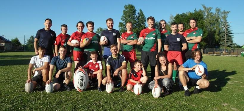 Klub Rugby Rzeszów rozpoczyna rekrutację dzieci i młodzieży – treningi są bezpłatne