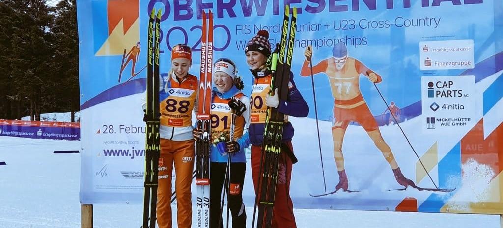 Brąz Izabeli Marcisz na mistrzostwach świata juniorek!