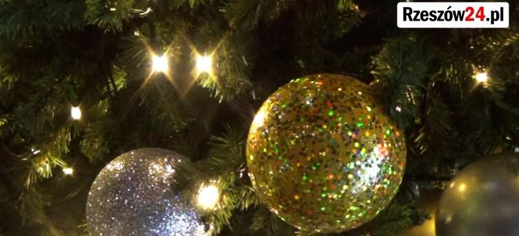 Magia świąt na ulicach Rzeszowa (WIDEO)