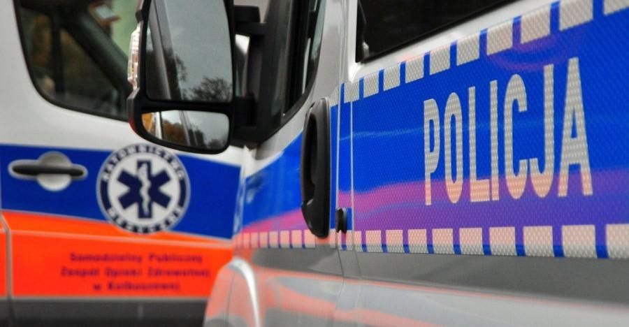 REGION: Tragiczny wypadek, nie żyje 54-letni kierowca daewoo
