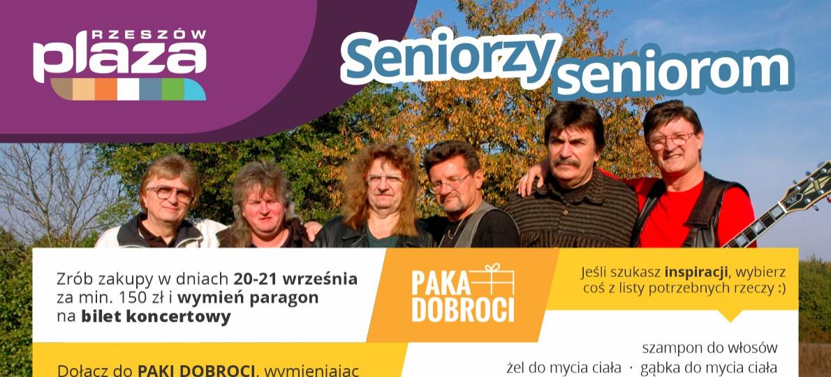 Skaldowie w CH Plaza Rzeszów