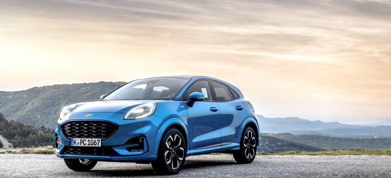 Ford Puma nowym hitem marki