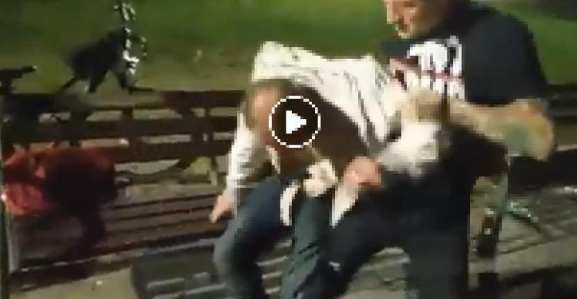 YouTuber z Rzeszowa pobił mężczyznę, inni nagrywali [18+] (VIDEO)