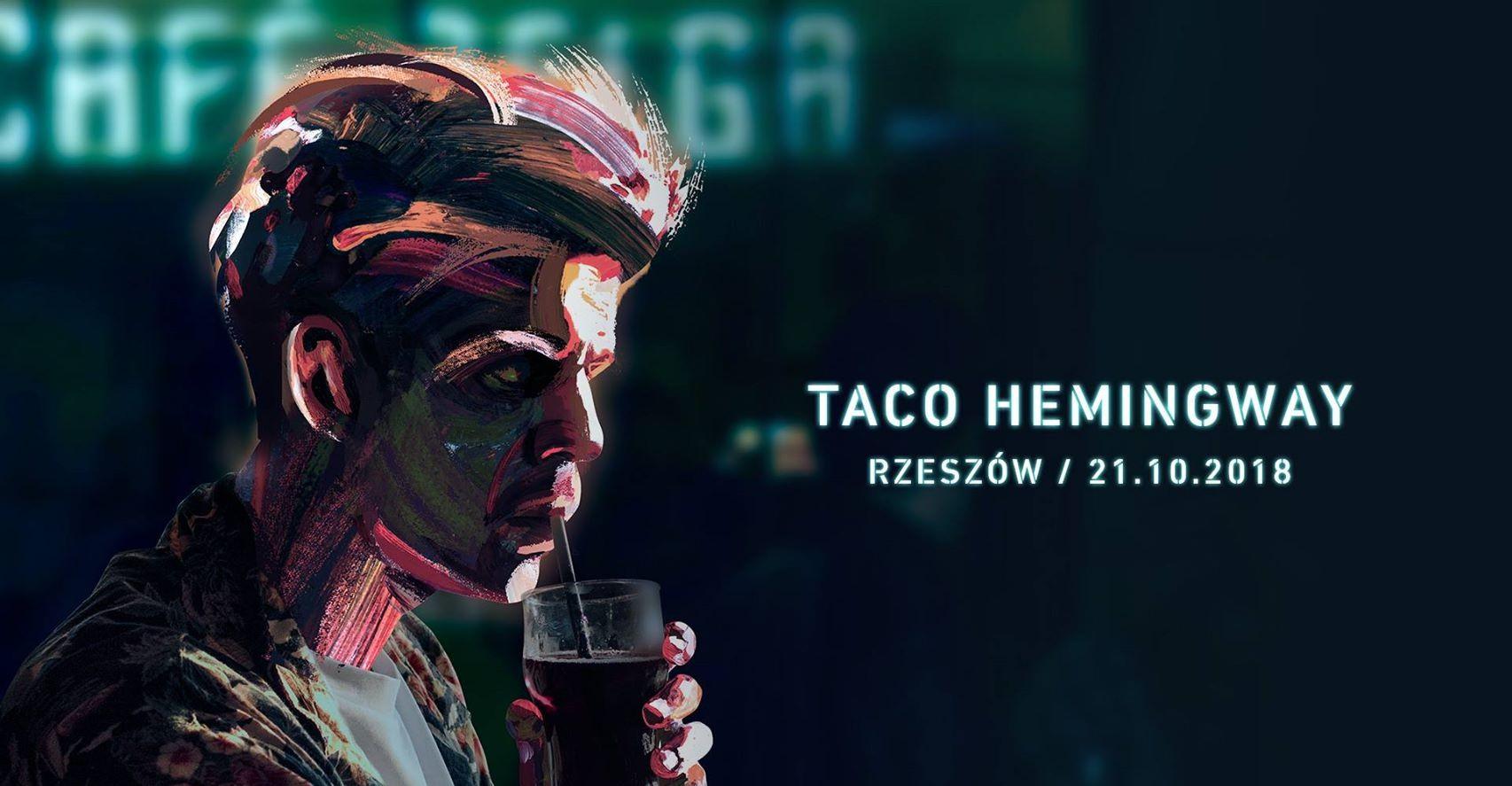 NIEDZIELA: Taco Hemingway w Rzeszowie