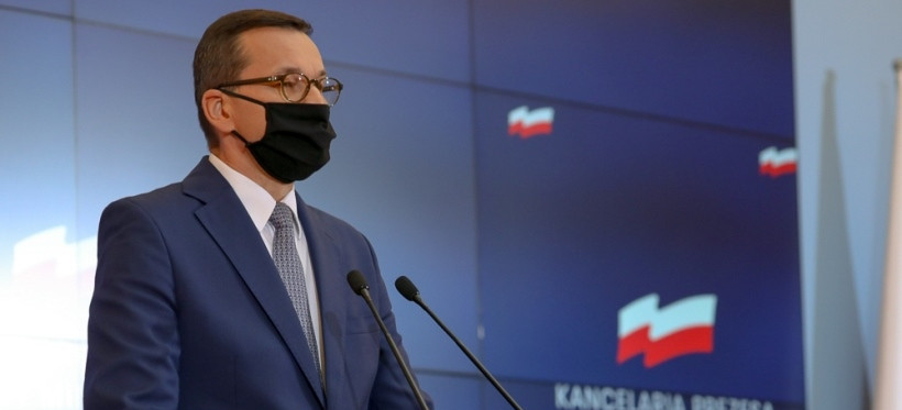 Premier: Wierzyłem, że pandemia jest w odwrocie