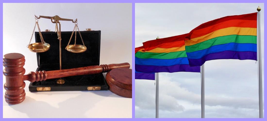 Aktywista LGBT musi poinformować, że toczy się przeciwko niemu sprawa z powództwa gminy