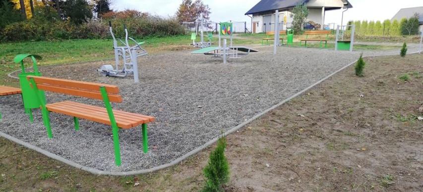 ZAGÓRZ: Otwarte Strefy Aktywności. Dofinansowanie z ministerstwa sportu (FOTO)