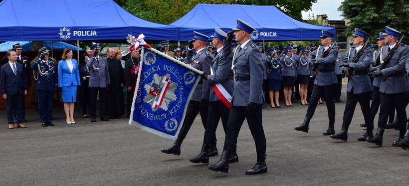 Wojewódzkie Obchody Święta Policji na Podkarpaciu (ZDJĘCIA)