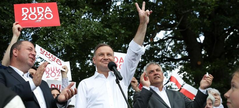 Andrzej Duda w piątek odwiedzi Rzeszów. Na Podkarpaciu zakończy kampanię