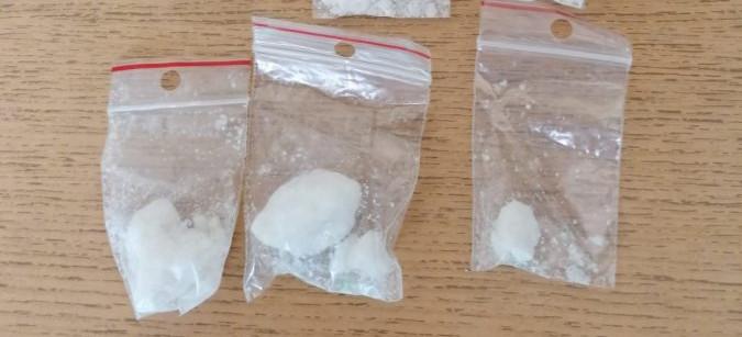 JASŁO: 18-latek zatrzymany z amfetaminą!