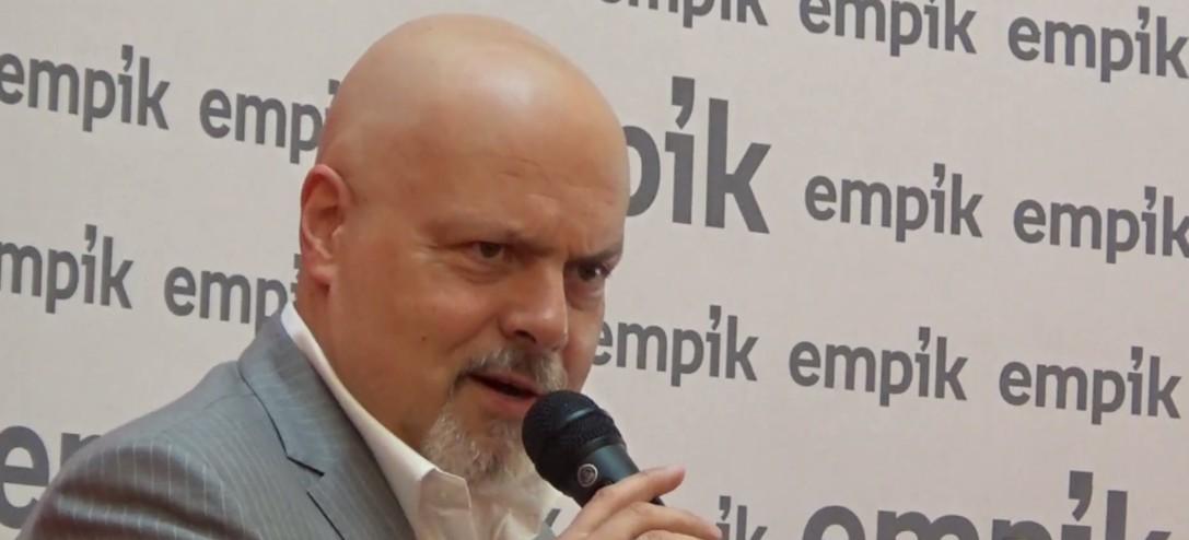 Spotkanie autorskie z Markiem Krajewskim (WIDEO)
