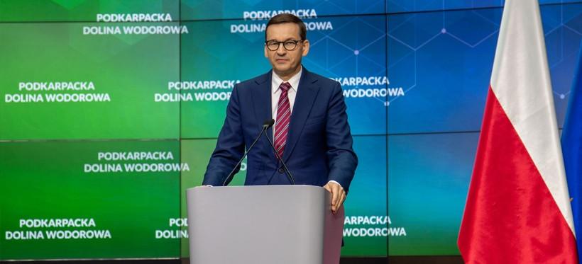 Premier: Pierwsza Dolina Wodorowa powstanie w Rzeszowie (VIDEO, ZDJĘCIA)