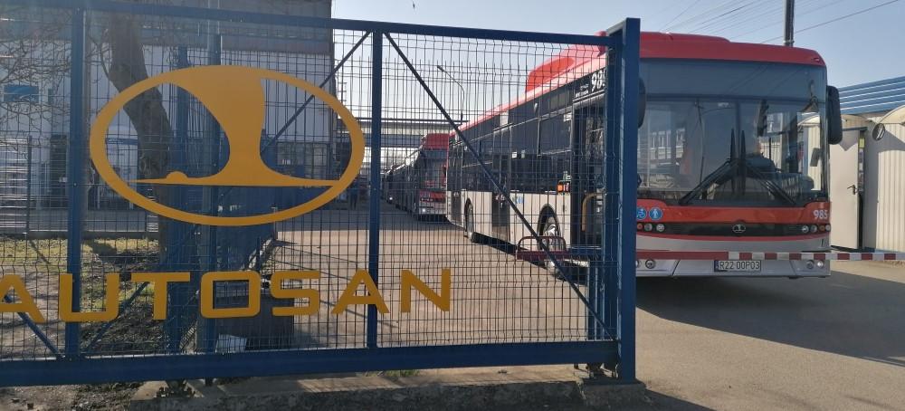 Wszystkie autobusy dostarczone! (VIDEO, FOTO)