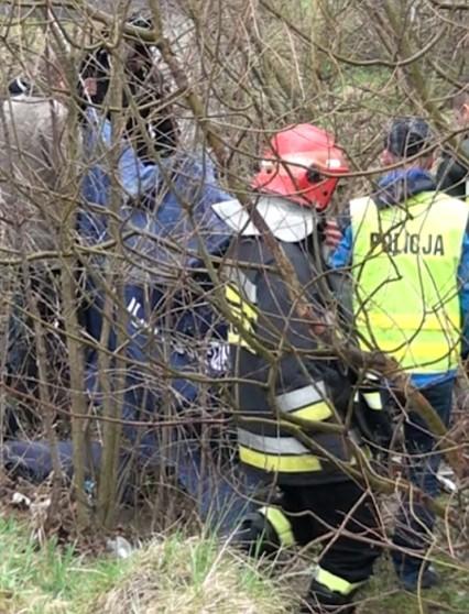 IZDEBKI: Ciało 39-latki znaleziono w rzece. Prokuratura prowadzi śledztwo