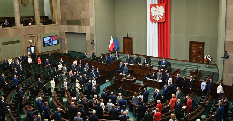 Trwa posiedzenie Sejmu. M.in. debata nad budżetem (LIVE)