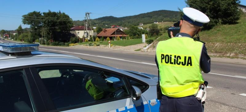 Wzmożone kontrole prędkości na naszych drogach