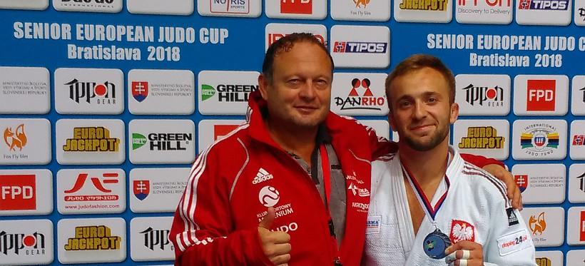 Judoka Millenium Rzeszów ze srebrem w Pucharze Europy