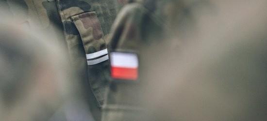 """Uroczystość Upamiętnienia Organizatorów """"Przerzutów Granicznych"""" Żołnierzy Wojska Polskiego"""