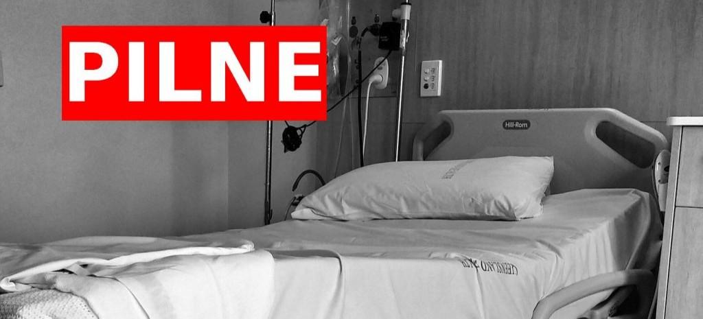 PODKARPACIE. 38 ofiara śmiertelna koronawirusa, dwa zarażenia w Rzeszowie!