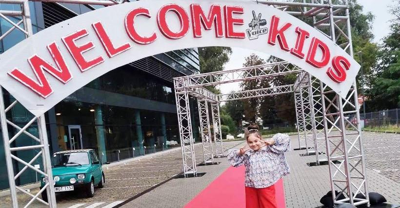 11-letnia Amelia Borkowska z Rzeszowa w The Voice Kids!