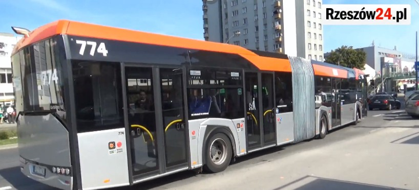 Zmiany w kursach autobusów z Rzeszowa do Boguchwały
