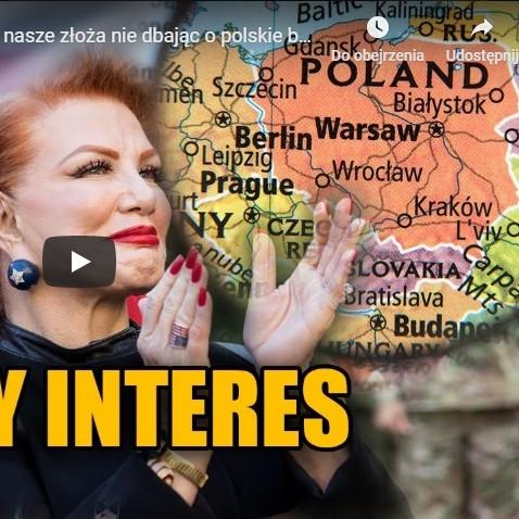 ZŁOTY INTERES -  Czy Amerykanie przejmują nasze złoża nie dbając o polskie bezpieczeństwo?
