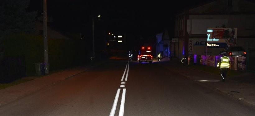 REGION: Śmiertelne potrącenie pieszego w Kańczudze!