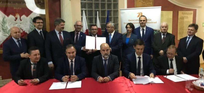 Podpisano umowę na realizację nowego odcinka S19 w regionie