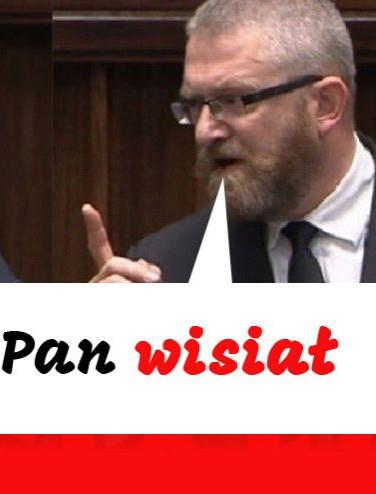 GRZEGORZ BRAUN do Ministra Zdrowia NIEDZIELSKIEGO: Będziesz pan WISIAŁ!