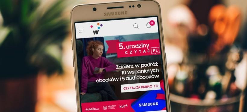 Darmowe ebooki i audiobooki na Gwiazdkę! 10 bestsellerów od Czytaj PL