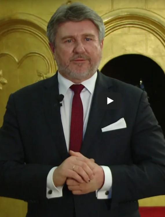 Życzenia Wielkanocne posła Bogdana Rzońcy (VIDEO)