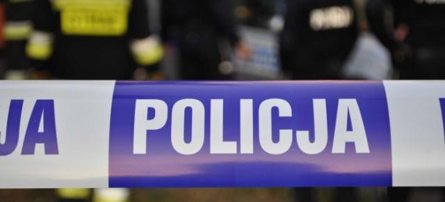 Pożar w Hyżnem. Policjanci uratowali cztery osoby!