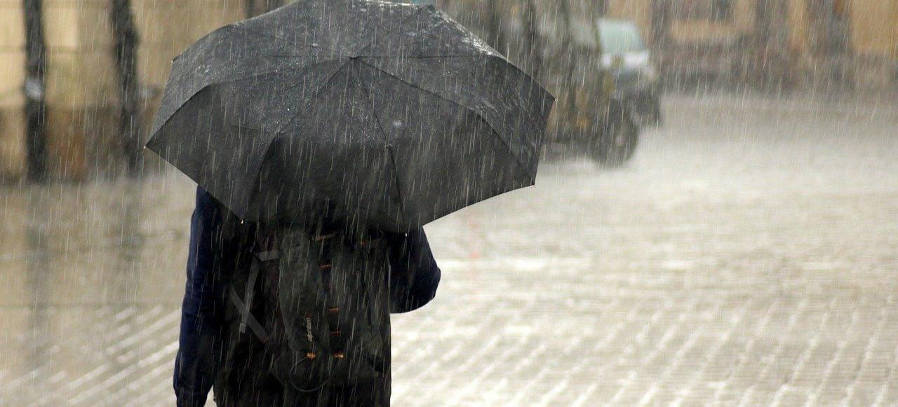UWAGA! Po południu i w nocy intensywne opady deszczu