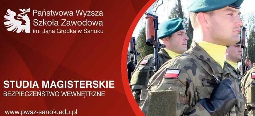 Kolejna magisterka w PWSZ Sanok!