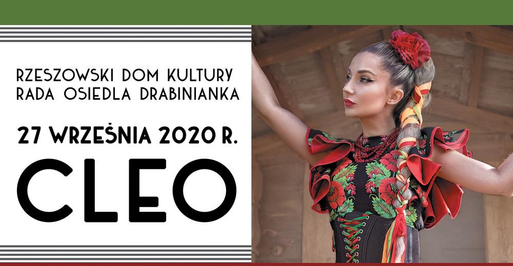 Koncert Cleo oraz Piknik Rodzinny na osiedlu Drabinianka