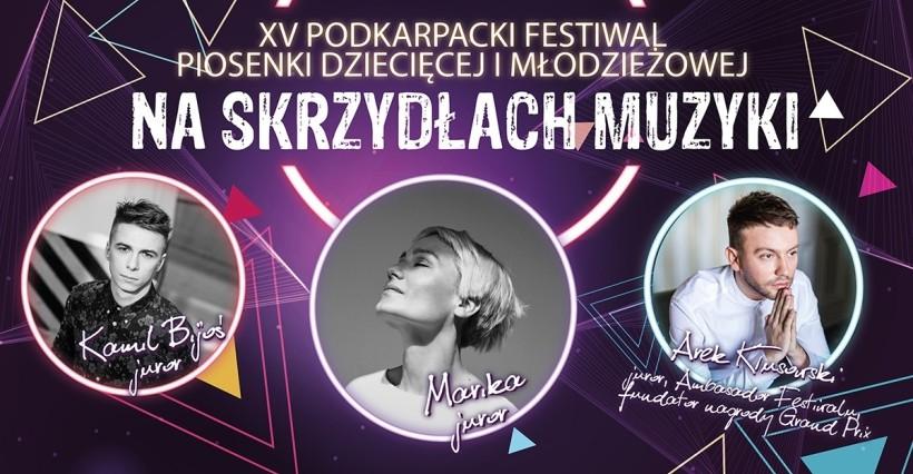 """Zgłoszenia do Festiwalu """"Na Skrzydłach Muzyki"""". Znane nazwiska w jury"""