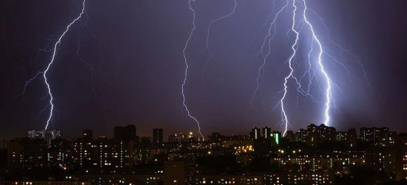 PODKARPACIE. Uwaga! Ostrzeżenie przed gwałtownymi burzami!