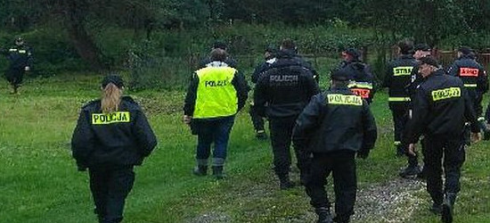BIESZCZADY: Poszukiwania 32-latka. Należało działać bardzo szybko
