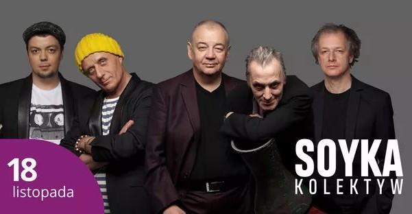 Soyka Kolektyw zagra w ramach Rzeszów Jazz Festiwal