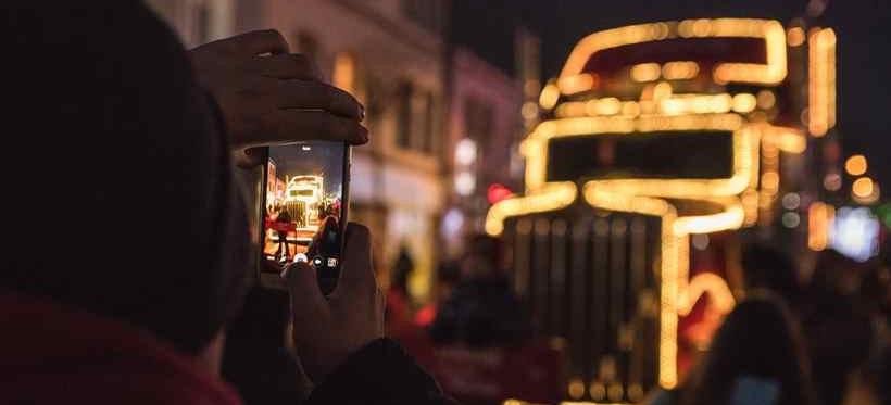 Świąteczna ciężarówka Coca-Coli gotowa na przyjazd do Rzeszowa!