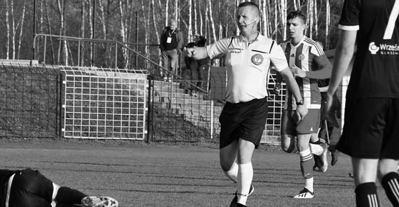 Zmarł sędzia piłkarski z Podkarpacia. Miał zaledwie 30 lat!